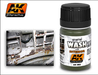 AK Interactive - Interior Wash