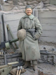 Jon Smith Modellbau - Machine Gunner, Western Front 1917/18