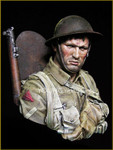 Young Miniatures  - British Infantryman Somme, 1916