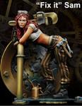 """Scale 75: Steam Wars - """"Fix It"""" Sam"""