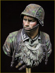 Young Miniatures - German Waffen SS, Battle of Kursk 1943