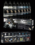 Scale 75 - Non-Metallic Paint Set for Painting Metal