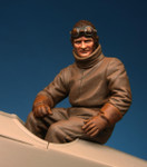 Model Cellar  - Manfred von Richthofen Seated