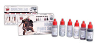 Andrea Miniatures - Non - Metallic Metal Paint Set