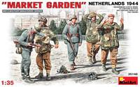 Miniart Models - Market Garden, Netherlands, 1944