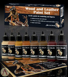 Scale 75 - Wood and Leather Paint Set