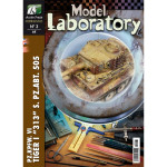 "Accion Press: Model Laboratory 3 - Tiger I ""313"" S .PZ.ABT.505"