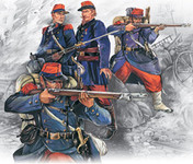 ICM Models - French Line Infantry, 1870-1871