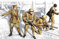 ICM Models - WWI British Infantry, 1916 - 1918