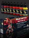 Scale 75 - Blood and Fire Red Paint Set