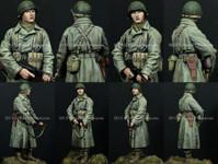 Alpine Miniatures - WWII US Infantry NCO