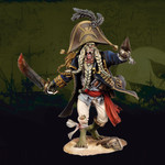 Andrea Miniatures: Warlord Saga - Gor'tahg, The Bloodthirsty