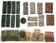 Value Gear Details Wooden Crates Set 5