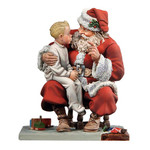 Andrea Miniatures: A Wonderful World - Santa's Advice