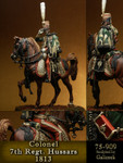 Pegaso Models - Colonel of the 7th Regiment Hussars 1813