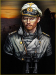Young Miniatures - U-Boat Commander, WWII