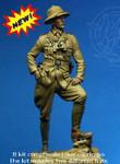 Romeo Models - Artillery 1st Lieutenant, Deutsches Afrika Corps 1941/42