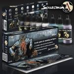 Scale 75 - Metal N´Alchemy Steel Paint set