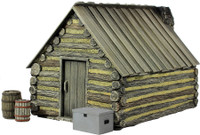 Wm. Britain: American Civil War: Winter Hut No.2