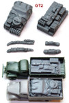 "Value Gear Details - German Truck Blobs ""GT2"""