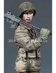 Alpine Miniatures - WWII US BAR Gunner