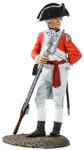 Wm. Britain - British Marine Officer, 1780