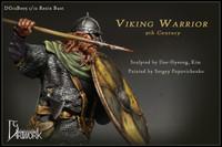 DG Artwork - Viking Warrior, 9th C.