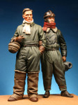Model Cellar - WW1 German Aviators