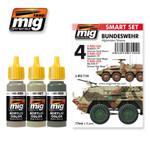 AMMO of Mig Bundeswehr Afghanistan Scheme Smart Acrylic Set