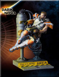 Andrea Miniatures: Dark Nova - Ulrich Schlechtkopf Scout