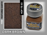 Wilder - Dark Brown Fine Textured Earth