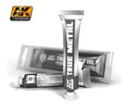 AK Interactive True Metal Wax Aluminum