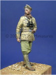 Alpine Miniatures - DAK Panzer Officer