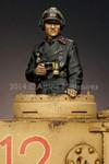 Alpine Miniatures - Panzer Commander #1