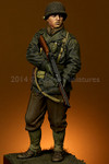 """Alpine Miniatures - US G.I., 1st Inf Div """"The Big Red One"""""""