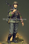 Alpine Miniatures - German Infantryman with PzB 39