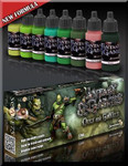 Scale 75 - Orcs and Goblins Paint Set