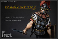 DG Artwork - Roman Centurion, 9 A.D.