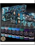 Scale 75  Elven Colors Paint Set