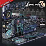Scale 75  - Shades of Doom Paint Set