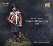 Nutsplanet - Cameron Highlander