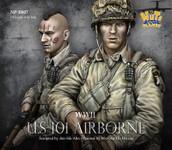 Nutsplanet - WW2 U.S. Paratrooper,101st Airborne