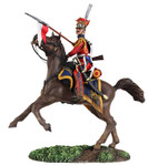 Wm. Britain - Dutch Lancer on Rearing Horse