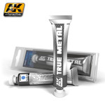 AK Interactive True Metal Wax Metallic Blue 20ml Tube
