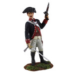 Wm. Britain: Clash of Empires: Continental Line/1st American Regiment Officer No.1, 1777-1787