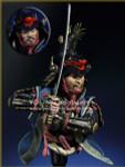 Young Miniatures - Daimyo Warlord, 1650