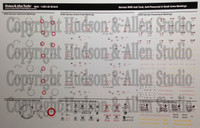 Hudson & Allen Studios - WWII German AntiTank, Anti-Personnel & Small Arms Marking
