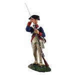 Wm. Britain: Clash of Empires: Continental Line/1st American Regiment Standing Ramming, 1777-1787