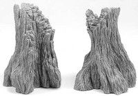 Armand Bayardi - Tree Stumps, Large