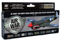 Vallejo Model Air US Army Air Corps China-Burma-India Pacific Theater (CBI) WWII
